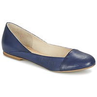 Chaussures Femme Ballerines / babies Casual Attitude TOBALO Bleu
