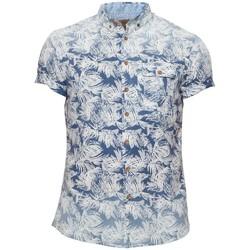 Vêtements Homme Chemises manches courtes Pearly King HYPE Bleu