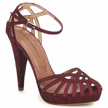Chaussures Femme Sandales et Nu-pieds Sigerson Morrison CAMOSO RUM