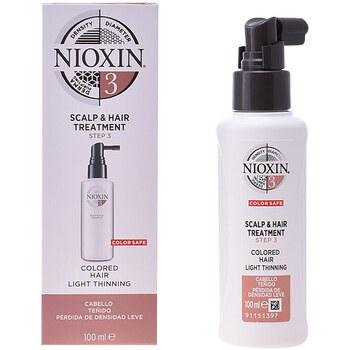 Beauté Shampooings Nioxin System 3 Scalp Treatment Fine Hair  100 ml