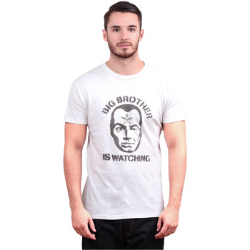 Vêtements Homme T-shirts manches courtes Obey BIG BROTHER IS WATCHING Gris