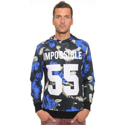 Sweats Celebry Tees Sweat Homme à Capuche Impossible 001
