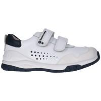 Chaussures Fille Baskets basses Biomecanics 182195 Niña Azul marino bleu