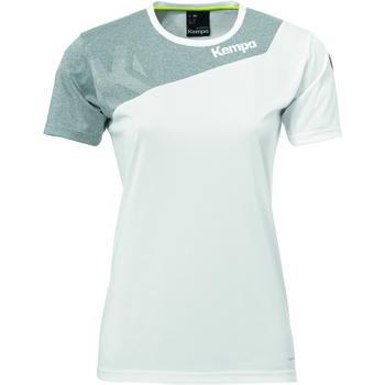 Vêtements Femme T-shirts manches courtes Kempa Maillot femme  Core 2.0 blanc/gris