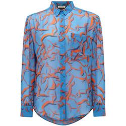Vêtements Femme Chemises / Chemisiers American Vintage TITUSVILLE Bleu