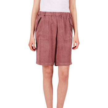 Vêtements Femme Shorts / Bermudas Minimum CORY Pourpre