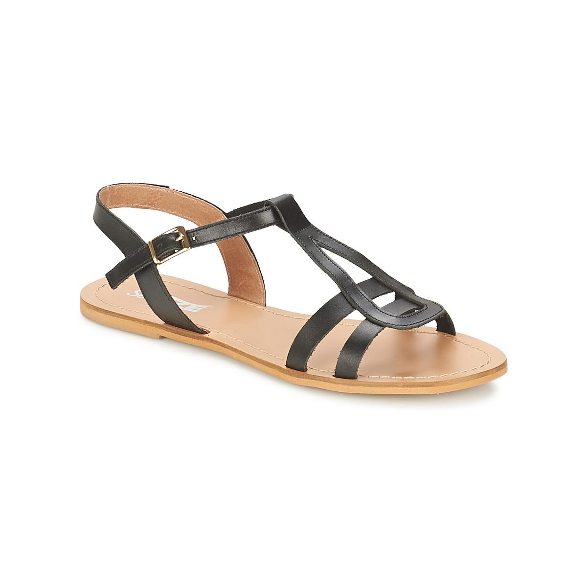 Sandale So Size DURAN Noir