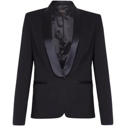 Vêtements Femme Vestes / Blazers Anastasia Veste de smoking Black