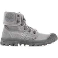Chaussures Homme Baskets montantes Palladium Manufacture Baggy Titanium High Rise 02478-066-M szary