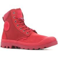Chaussures Boots Palladium Pampa Sport Cuff WPN 73234-653 czerwony