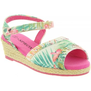 Chaussures Fille Espadrilles Sprox 273173-B4600 Rosa