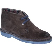 Chaussures Femme Low boots Kep's By Coraf KEP'S bottines marron (brun foncé) daim BX659 marron