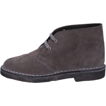 Chaussures Homme Boots Kep's By Coraf KEP'S bottines gris daim BX678 gris