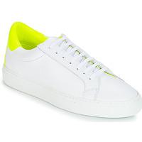 Chaussures Femme Baskets basses KLOM KEEP Blanc / Jaune