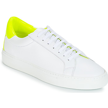 Chaussures Femme Baskets basses KLOM KEEP Blanc / Jaune