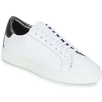 Chaussures Femme Baskets basses KLOM KEEP Blanc / Argent