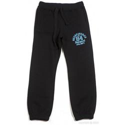 Vêtements Garçon Pantalons de survêtement Redskins PANTALON DE JOGGING  Glasgow Porter noir Noir