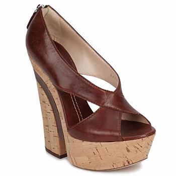 Chaussures Femme Sandales et Nu-pieds Casadei ELEANORE CASTAGNA