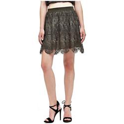 Vêtements Femme Jupes Guess Jupe en dentelles Kaki 534