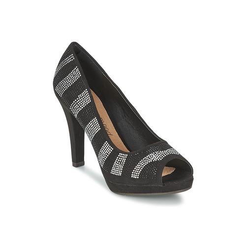 Moony Mood RESERVI Noir - Livraison Gratuite avec  - Chaussures Escarpins Femme
