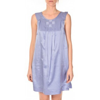Vêtements Femme Robes courtes Vero Moda Robe Pepper 10049488 Bleu Violet