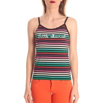Vêtements Femme Débardeurs / T-shirts sans manche Little Marcel Débardeur diddo 225 Multicolor