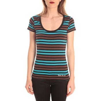 Vêtements Femme T-shirts manches courtes Little Marcel t-shirt line GCR MC 226 Multicolor