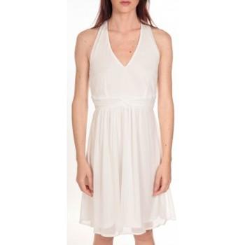 Vêtements Femme Robes courtes Vero Moda robe MIAMI Blanche Blanc