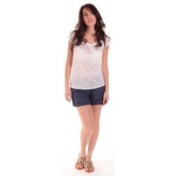 T-shirts manches courtes Sud Express TEE-SHIRT TARIKA BLANC