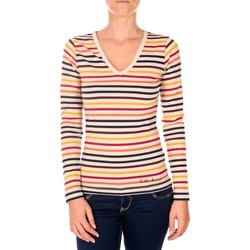 Vêtements Femme T-shirts manches longues Little Marcel ALEXINA ML MULTICO 234 multicolor Multicolor