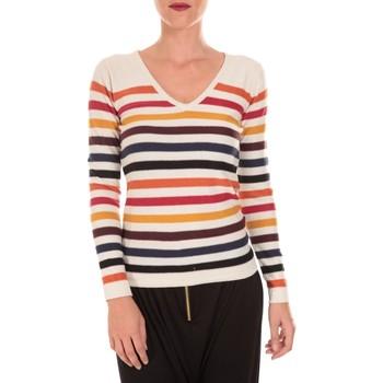 Vêtements Femme Pulls Little Marcel Pull Pralexi 234 Multicolor Multicolore
