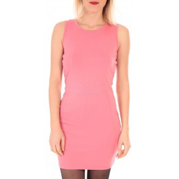 Vêtements Femme Robes courtes Vero Moda YDA SL MINI DRESS  Rose Rose