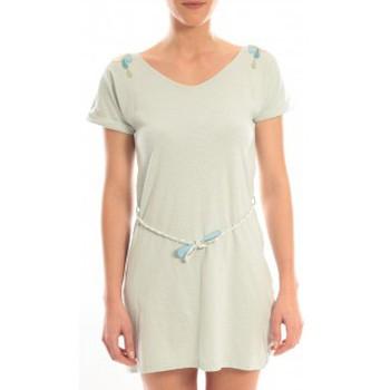Vêtements Femme Robes courtes Blune Robe Larme de Joie LJ-RF01E13 Verte Vert