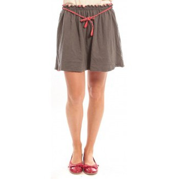 Vêtements Femme Jupes Blune Jupe Lendemain de Fête JP-01E13 Grise Gris