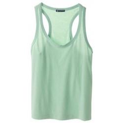 Vêtements Femme Débardeurs / T-shirts sans manche Petit Bateau Débardeur 32769 02 Vert Vert