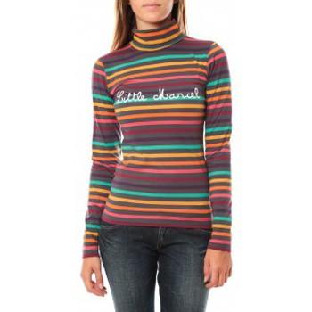 Vêtements Femme T-shirts manches longues Little Marcel DUNKE 250 Gris