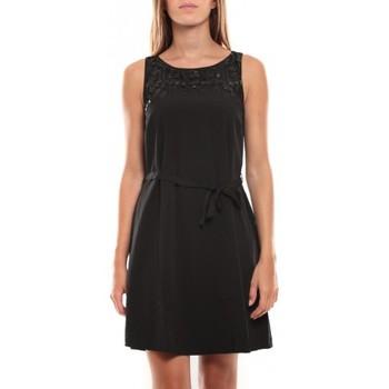 Vêtements Femme Robes courtes Vero Moda Virgo S/L Robe 97034 Noir Noir