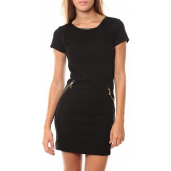 Vêtements Femme Robes courtes Vero Moda Erin SS Mini Dress 98730 Noir Noir