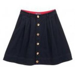 Vêtements Femme Jupes Petit Bateau Jupe 3436113220 Bleu Bleu