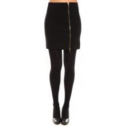 Vêtements Femme Jupes Vero Moda Goss NW Short Skirt 10098577 Noir Noir