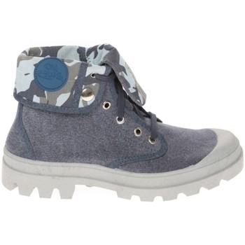 Chaussures Femme Boots Cassis Côte d'Azur Baskets Genorine Bleu Bleu