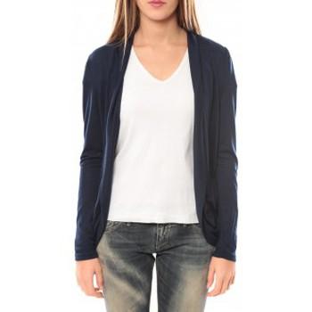 Vêtements Femme Gilets / Cardigans Vero Moda Living L/S Cardigan 10102085 Bleu Bleu