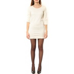 Vêtements Femme Robes courtes Dress Code Robe 125  Noemie Blanc Blanc