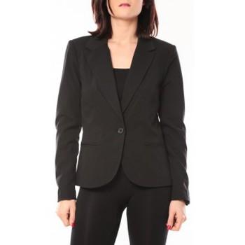 Vêtements Femme Vestes / Blazers Vero Moda Prim Rossi L/S Blazer Noss 10108415 Noir