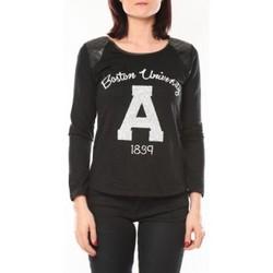 Vêtements Femme Pulls De Fil En Aiguille Pull E1325 Noir Noir