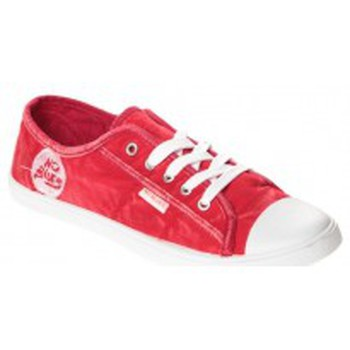 Chaussures Femme Baskets basses Cassis Côte d'Azur Baskets Vika Rouge Rouge