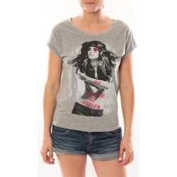 T-shirts manches courtes L'atelier Du Marais T-Shirt Want To See Gris
