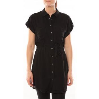 Vêtements Femme Tuniques Vero Moda Dekka S/S Robe 101077894 Noir Noir