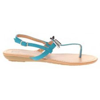 Chaussures Femme Sandales et Nu-pieds Cassis Côte D'azur Sandales Tarik Bleu Bleu