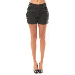 Vêtements Femme Shorts / Bermudas Vero Moda Sunny Day Shorts 10108018 Gris Gris